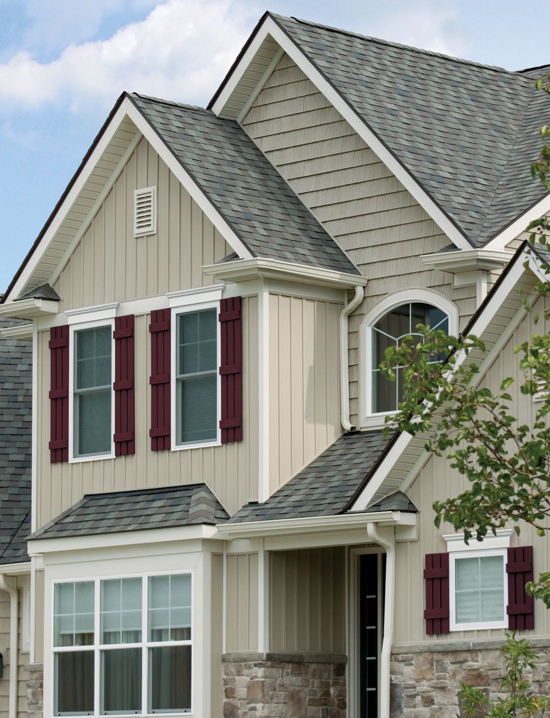 Exterior Siding Ideas | Mid-America on House Siding Ideas  id=62103