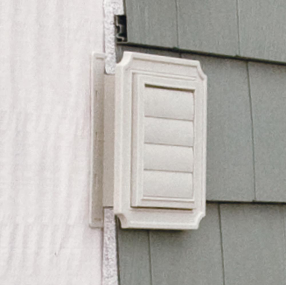 Insulated Siding Utility Vents Mid America